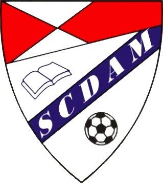 Escudo de S.C.D. ATLÁNTIDA MATAMÁ (GALICIA)