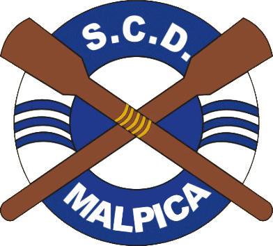 Escudo de S.C.D. MALPICA (GALICIA)
