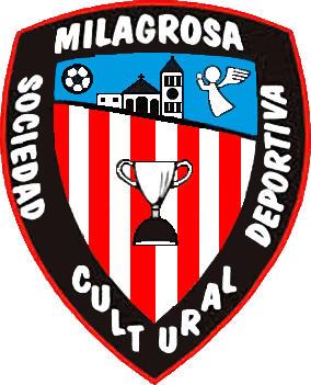 Escudo de S.C.D. MILAGROSA (GALICIA)