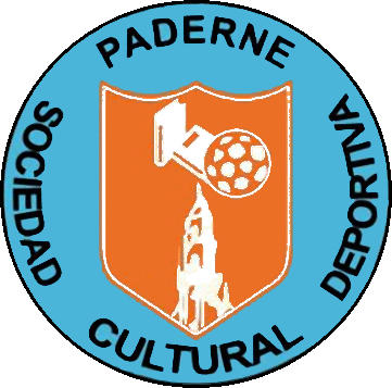 Escudo de S.C.D. PADERNE (GALICIA)