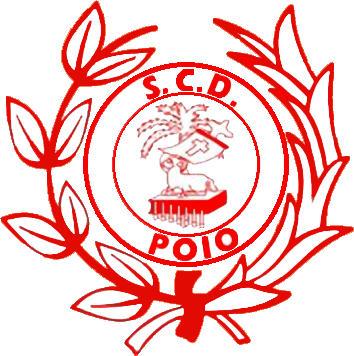 Escudo de S.C.D. POIO (GALICIA)
