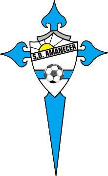 Escudo de S.D. AMANECER (GALIZA)