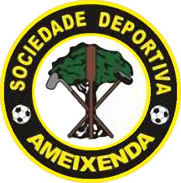 Escudo de S.D. AMEIXENDA (GALICIA)