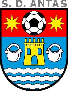 Escudo de S.D. ANTAS (GALICIA)
