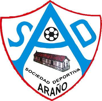 Escudo de S.D. ARAÑO (GALIZA)