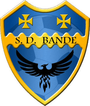 Escudo de S.D. BANDE (GALIZA)