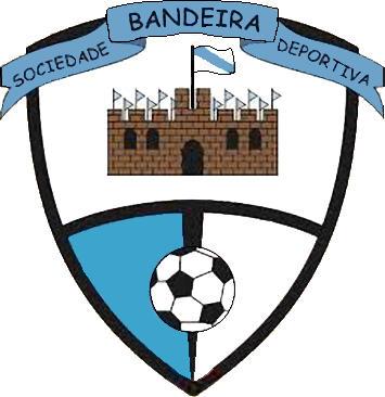 Escudo de S.D. BANDEIRA (GALICIA)