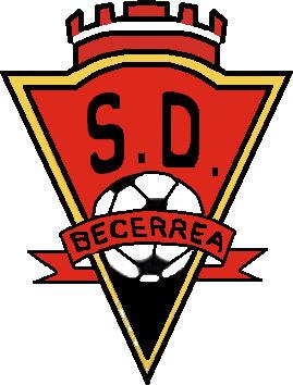 Escudo de S.D. BECERREÁ (GALICIA)