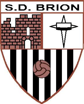 Escudo de S.D. BRIÓN (GALICIA)