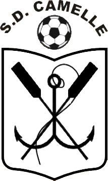 Escudo de S.D. CAMELLE (GALICIA)