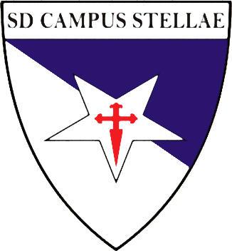 Escudo de S.D. CAMPUS STELLAE (GALICIA)
