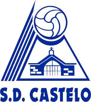 Escudo de S.D. CASTELO (GALICIA)