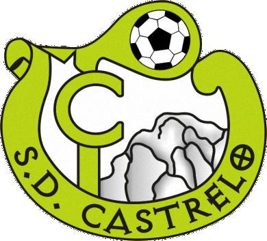 Escudo de S.D. CASTRELO (GALIZA)