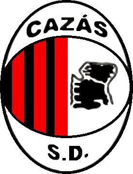Escudo de S.D. CAZÁS (GALICIA)