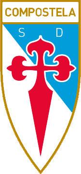 Escudo de S.D. COMPOSTELA (GALICIA)