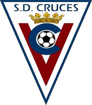 Escudo de S.D. CRUCES (GALICIA)