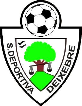 Escudo de S.D. DEIXEBRE (GALIZA)