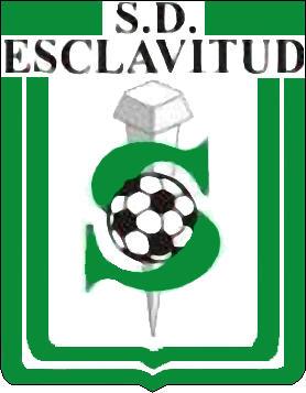 Escudo de S.D. ESCLAVITUD (GALIZA)
