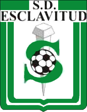 Escudo de S.D. ESCLAVITUD (GALICIA)