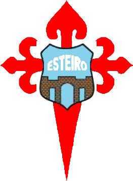 Escudo de S.D. ESTEIRANA (GALICIA)