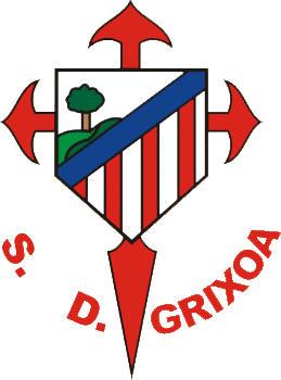 Escudo de S.D. GRIXOA (GALICIA)