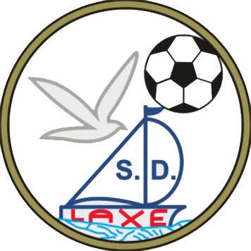 Escudo de S.D. LAXE (GALICIA)