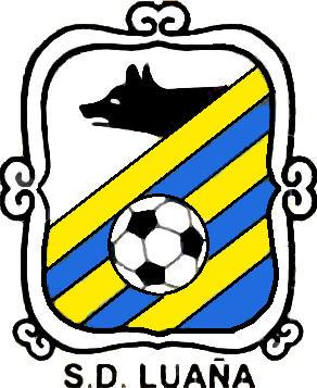 Escudo de S.D. LUAÑA (GALICIA)
