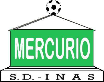 Escudo de S.D. MERCURIO (GALICIA)