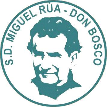 Escudo de S.D. MIGUEL RÚA-DON BOSCO (GALIZA)