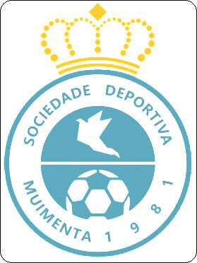 Escudo de S.D. MUIMENTA (GALICIA)
