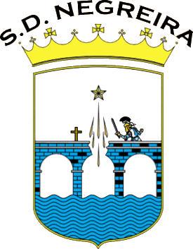 Escudo de S.D. NEGREIRA (GALICIA)