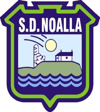 Escudo de S.D. NOALLA (GALICIA)