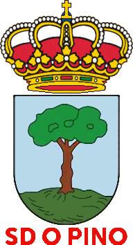 Escudo de S.D. O PINO-2 (GALICIA)