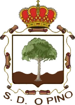 Escudo de S.D. O PINO (GALIZA)