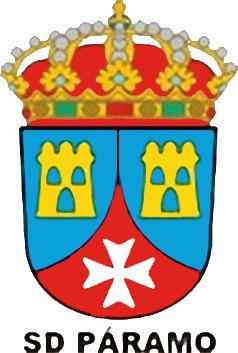 Escudo de S.D. PÁRAMO (GALICIA)