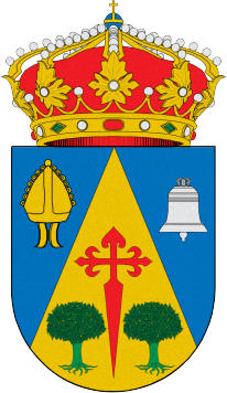 Escudo de S.D. PARADELA (GALICIA)