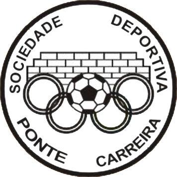Escudo de S.D. PONTE CARREIRA (GALICIA)