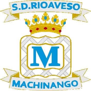 Escudo de S.D. RIOAVESO MACHINANGO (GALICIA)