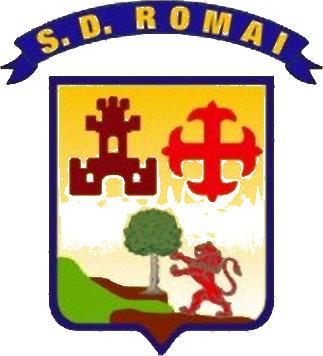 Escudo de S.D. ROMAI (GALICIA)