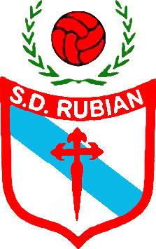 Escudo de S.D. RUBIÁN (GALICIA)