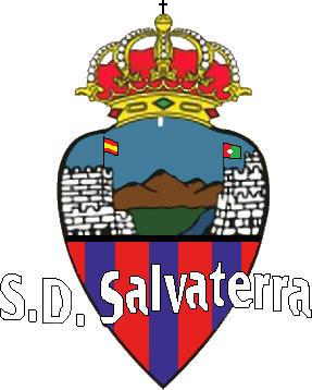 Escudo de S.D. SALVATERRA (GALICIA)