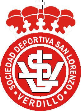 Escudo de S.D. SAN LORENZO (GALICIA)