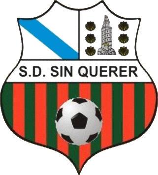 Escudo de S.D. SIN QUERER (GALICIA)