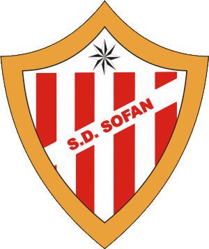 Escudo de S.D. SOFÁN (GALICIA)