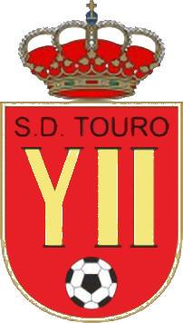 Escudo de S.D. TOURO (GALICIA)