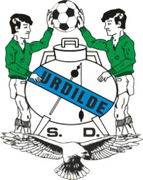 Escudo de S.D. URDILDE (GALIZA)