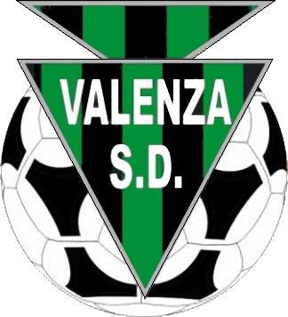 Escudo de S.D. VALENZÁ (GALIZA)