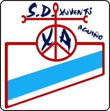 Escudo de S.D. XUVENTÚ AGUIÑO (GALICIA)