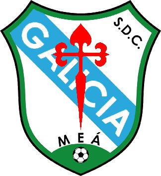 Escudo de S.D.C. GALICIA (GALIZA)