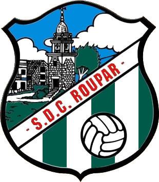 Escudo de S.D.C. ROUPAR (GALICIA)
